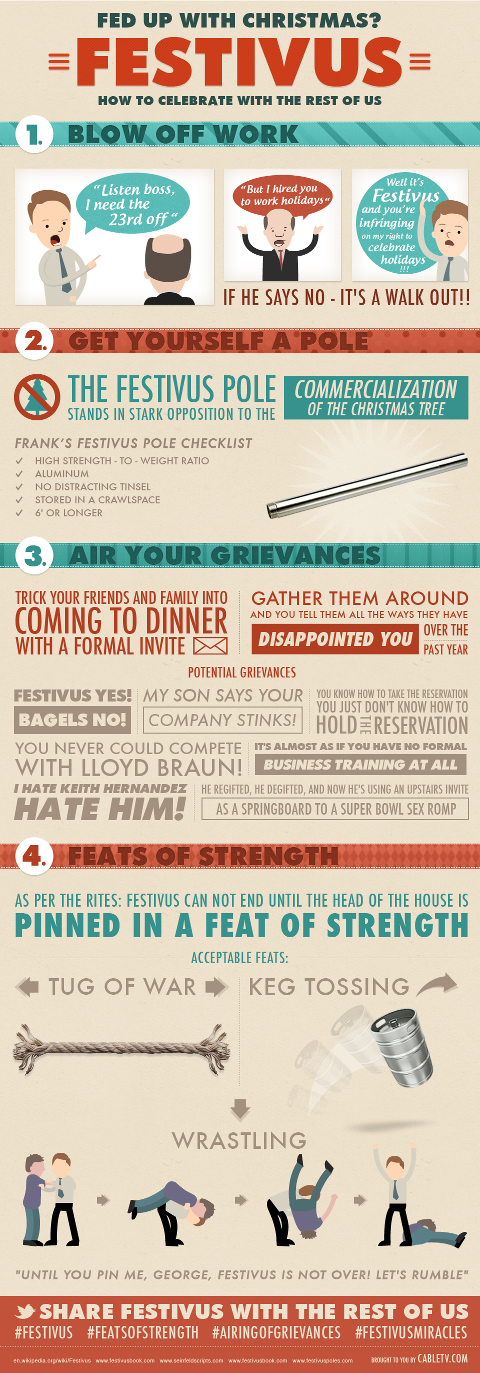 Alternative Holidays: Festivus For the Rest of Us
