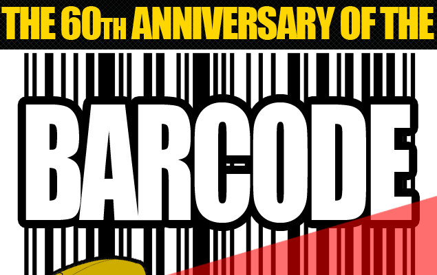 The 60th Anniversary of the Barcode