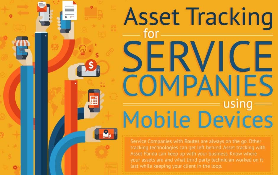 Asset Tracking For Service Companies