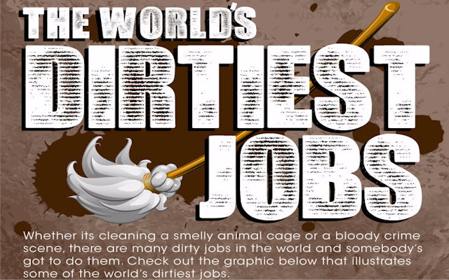 The World's Dirtiest Jobs