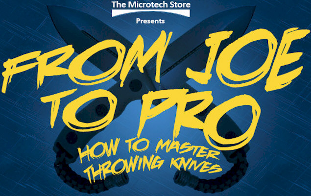 From Joe to pro: How to Master Throwing Knives