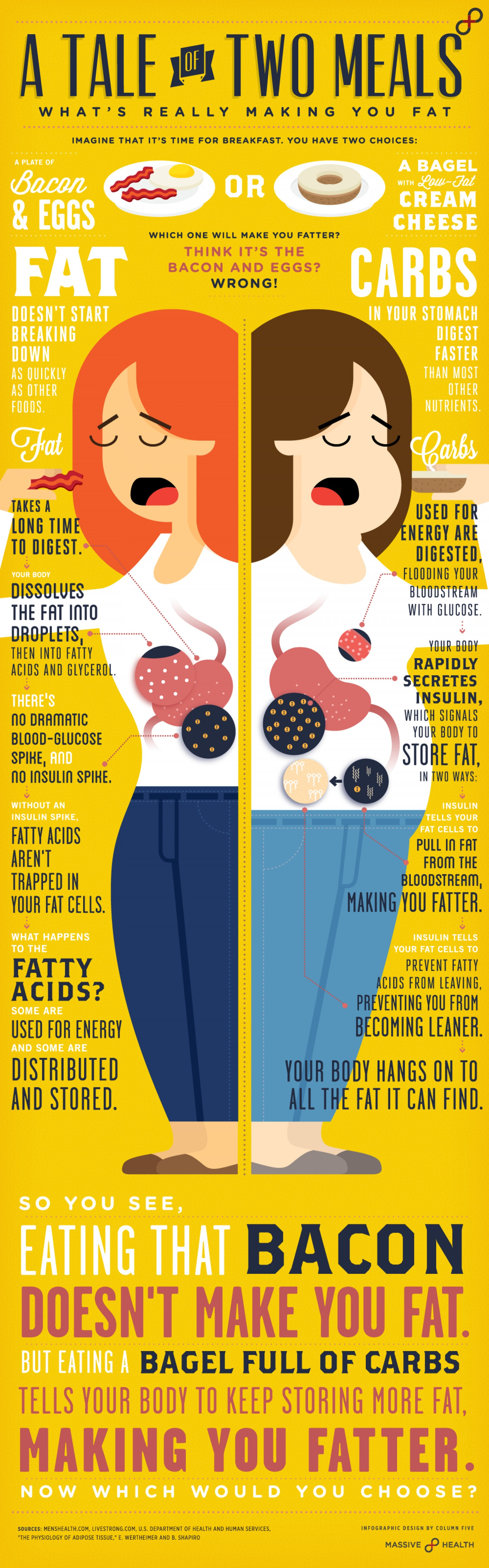 A Tale of Two Meals: What's Really Making Your Fat?