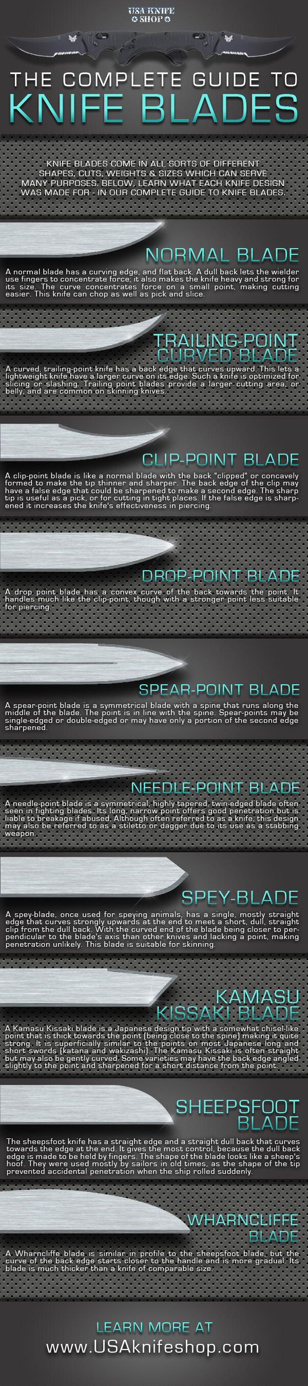 The Complete Guide To Hunting Blades