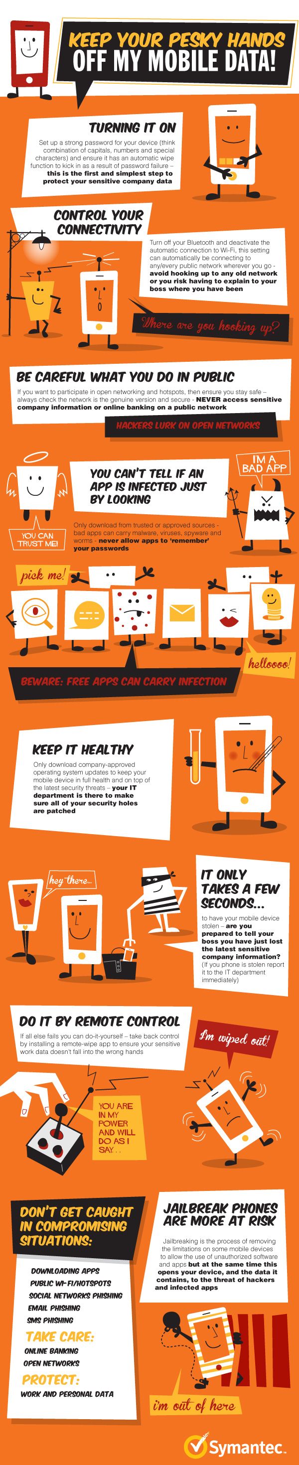 How to Keep Your Smartphone Safe & Secure