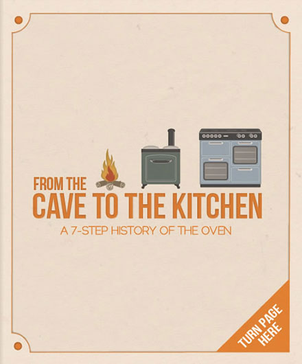 From The Cave To The Kitchen: A 7-Step History Of The Oven
