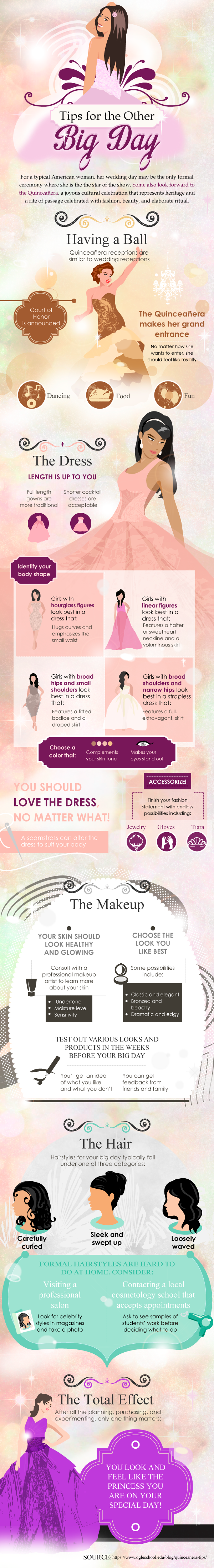 Quinceañera: Tips for the Other Big Day
