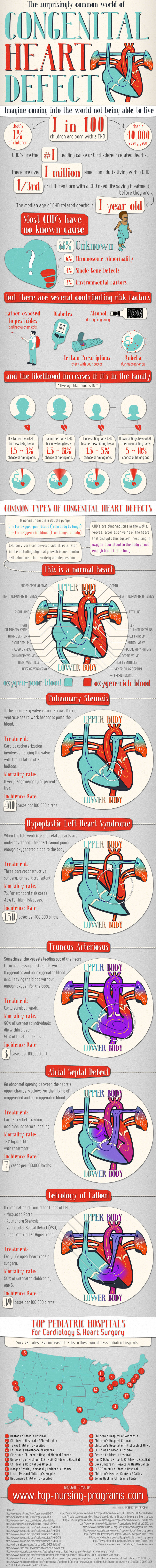 The Surprisingly Common World of Heart Defects