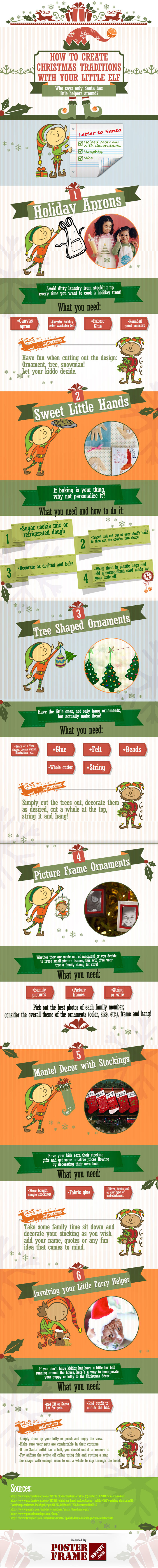 How to Create Christmas Traditions With Your Little Elf