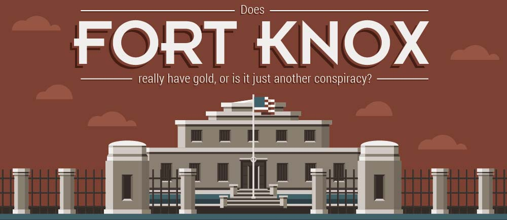 Does Fort Knox Really Have Gold Or Is It Just Another Conspiracy?