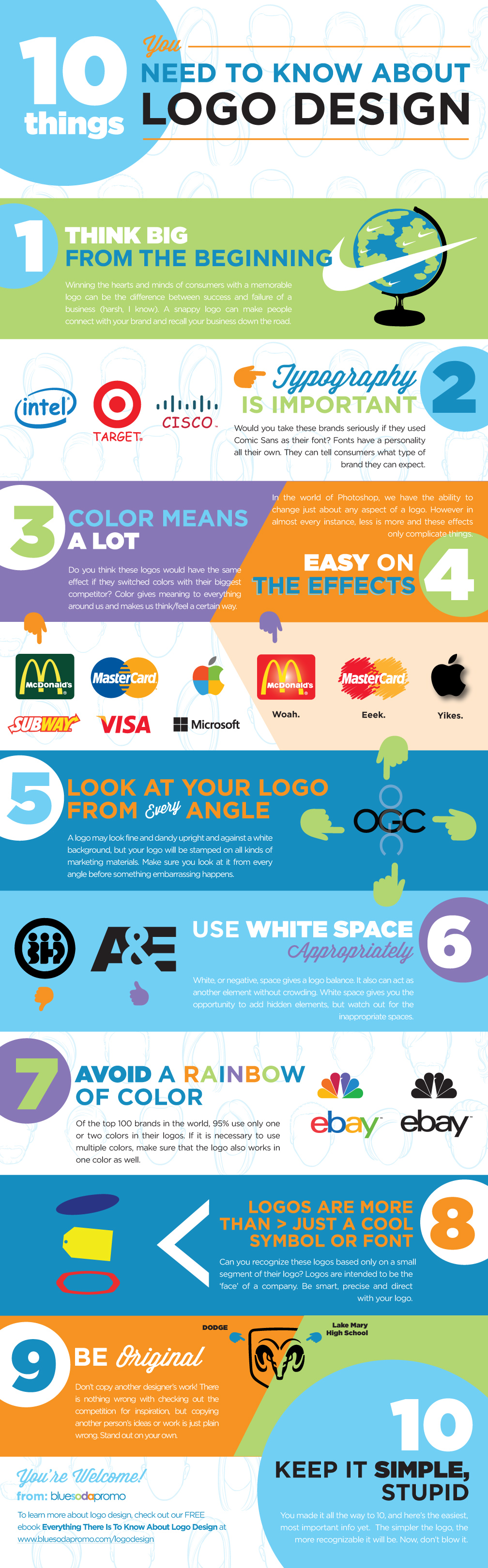 10 Things You Need to Know About Logo Design