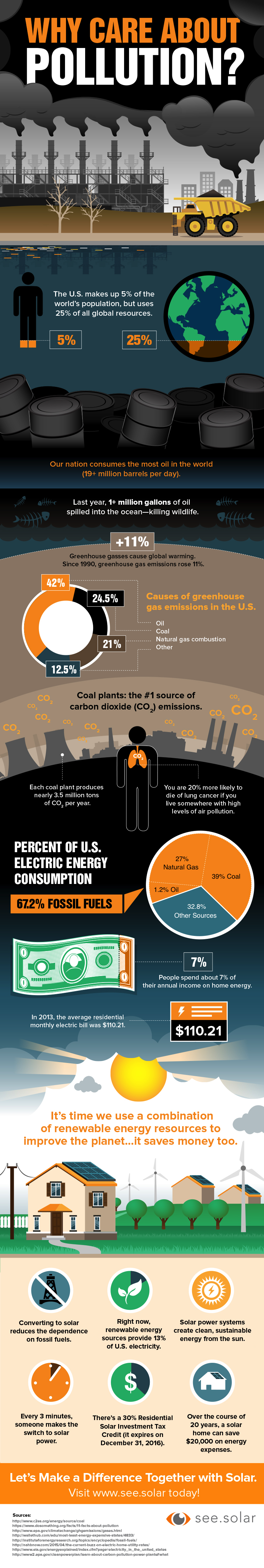 Why Care About Pollution?