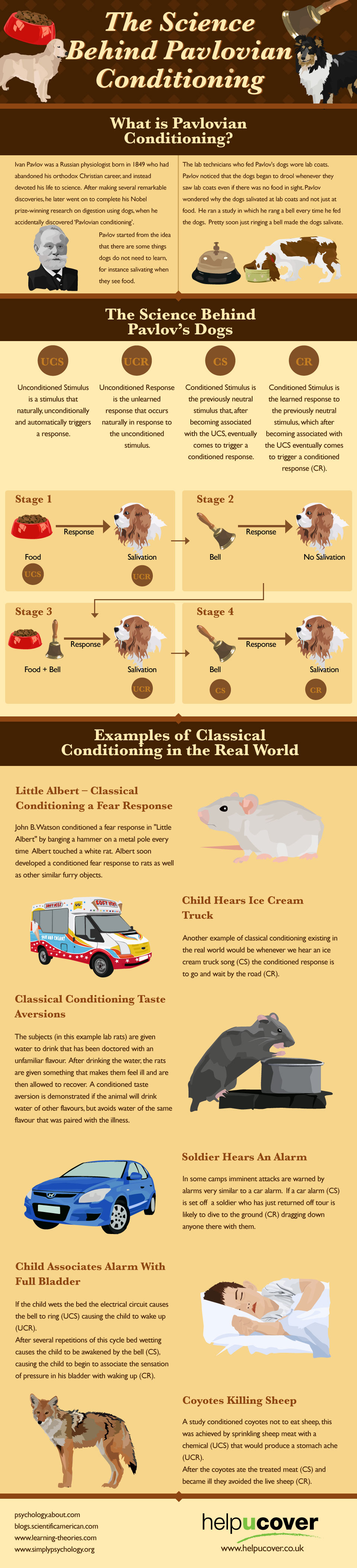 The Science Behind Pavlovian Conditioning
