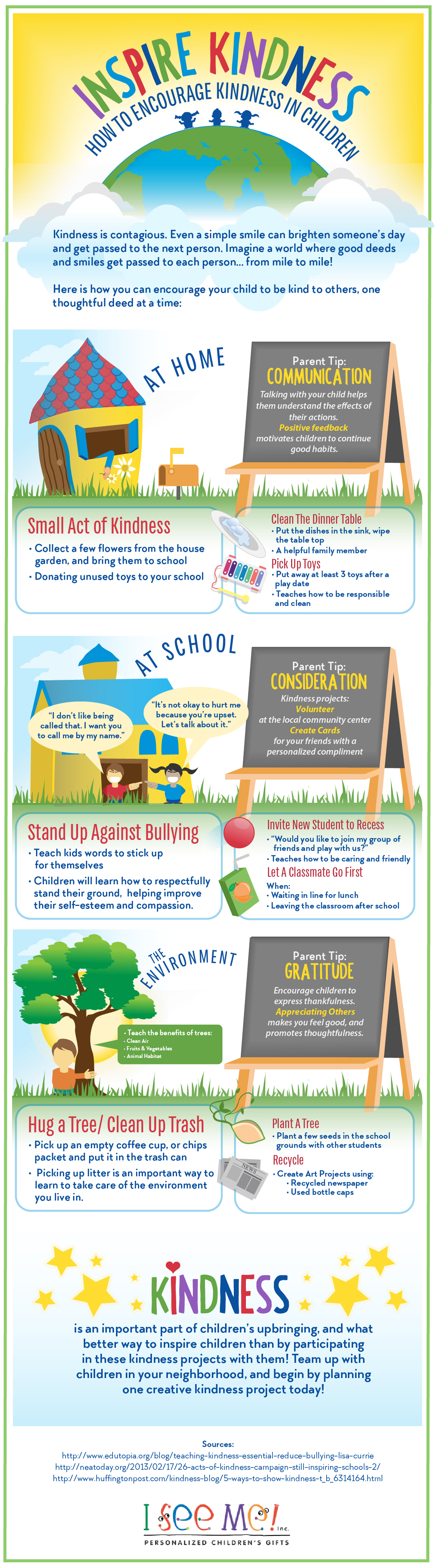 How to Encourage Kindness In Children