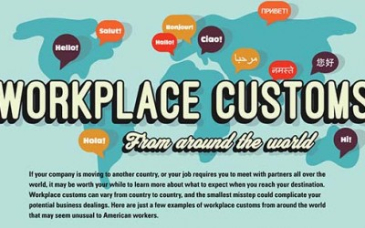 Workplace Customs From Around the World