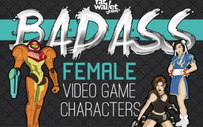The 19 Most Badass Female Video Game Characters