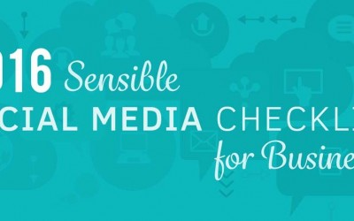 2016 Checklist for Smart Social Media Strategy