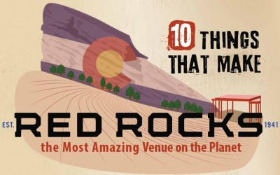 10 Things That Make Red Rocks the Most Amazing Venue