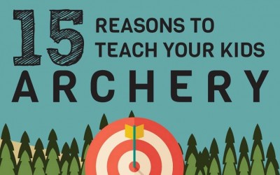 15 Reasons to Teach Your Kids Archery