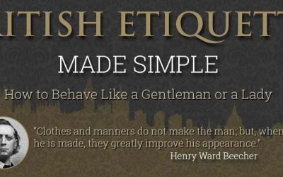 A Guide to British Etiquette