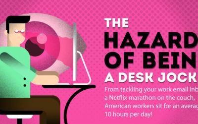 The Hazards Of Being A Desk Jockey
