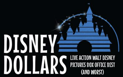 Disney Dollars: Box Office Best (And Worst)