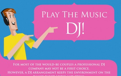 Hiring A DJ For Your Wedding
