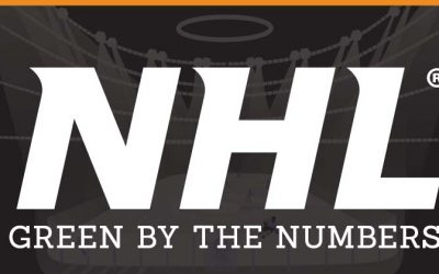 NHL Green By the Numbers