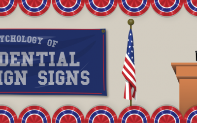 The Psychology of Presidential Campaign Signs