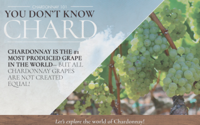 Chardonnay 101: You Don't Know Chard