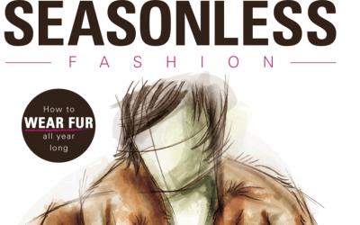 Seasonless Fashion: How To Wear Fur All Year Long