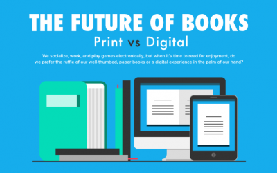 The Future Of Books: Print Vs. Digital