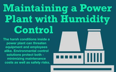 Maintaining a Power Plant with Humidity Control