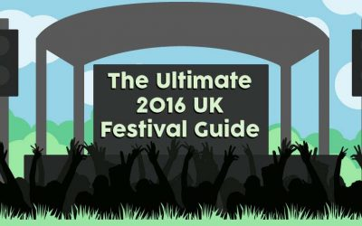 The Ultimate 2016 UK Festival Guide