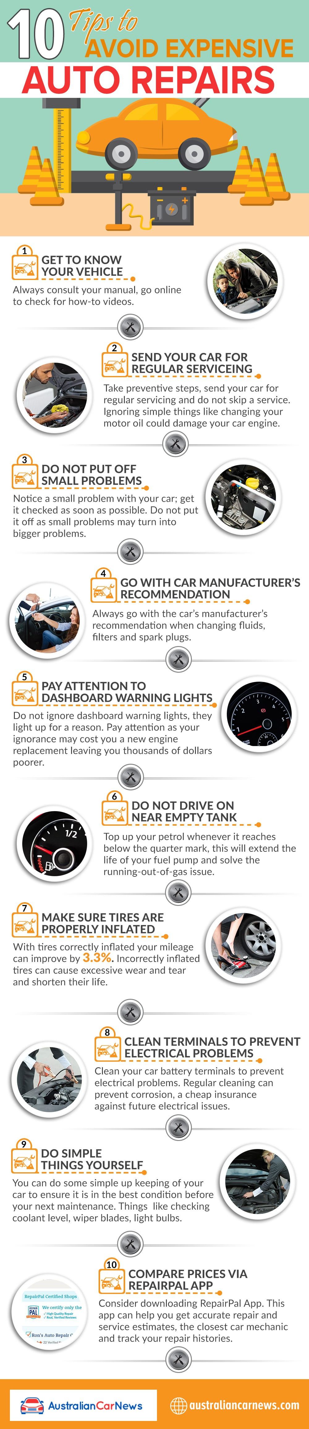 How To Reduce Vehicle Repair Costs