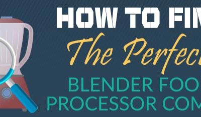 Blender Food Processor Buying Guide