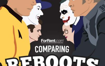 Comparing Reboots – Who Won?