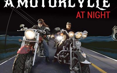 How to Safely Ride a Motorcycle at Night