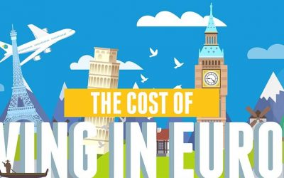 The Cost of Living Across Europe