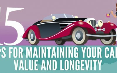 15 Tips for Maintaining your Car's Value and Longevity
