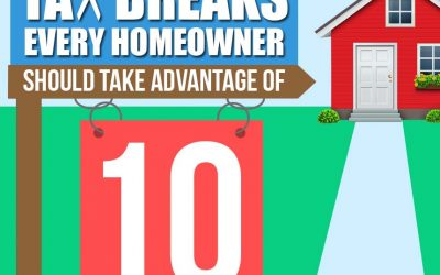 Tax Breaks Every Homeowner Should Take Advantage Of