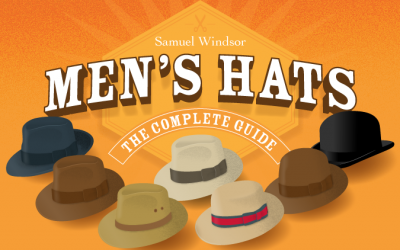 Mens Hats – The Complete Guide