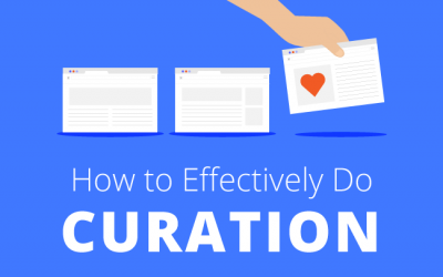 How to Effectively Do Curation