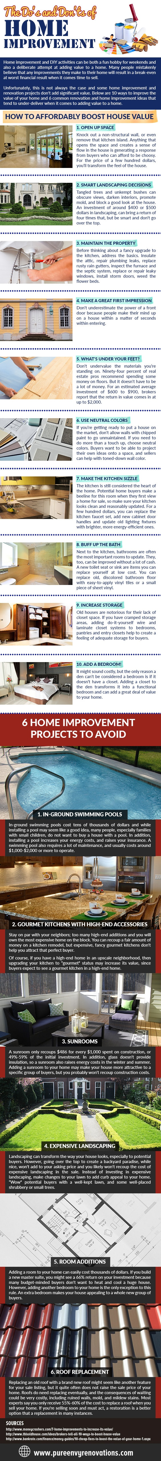 The Do's And Don'ts of Home Improvement