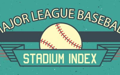 MLB Stadium Index