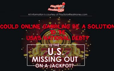 Can Online Gambling Solve U.S. Debt Issues?