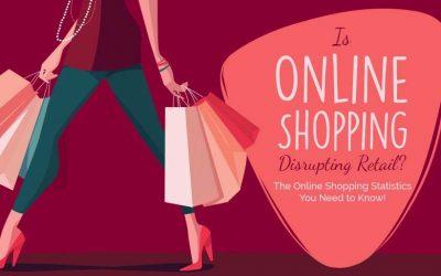 Is Online Shopping Disrupting Retail?