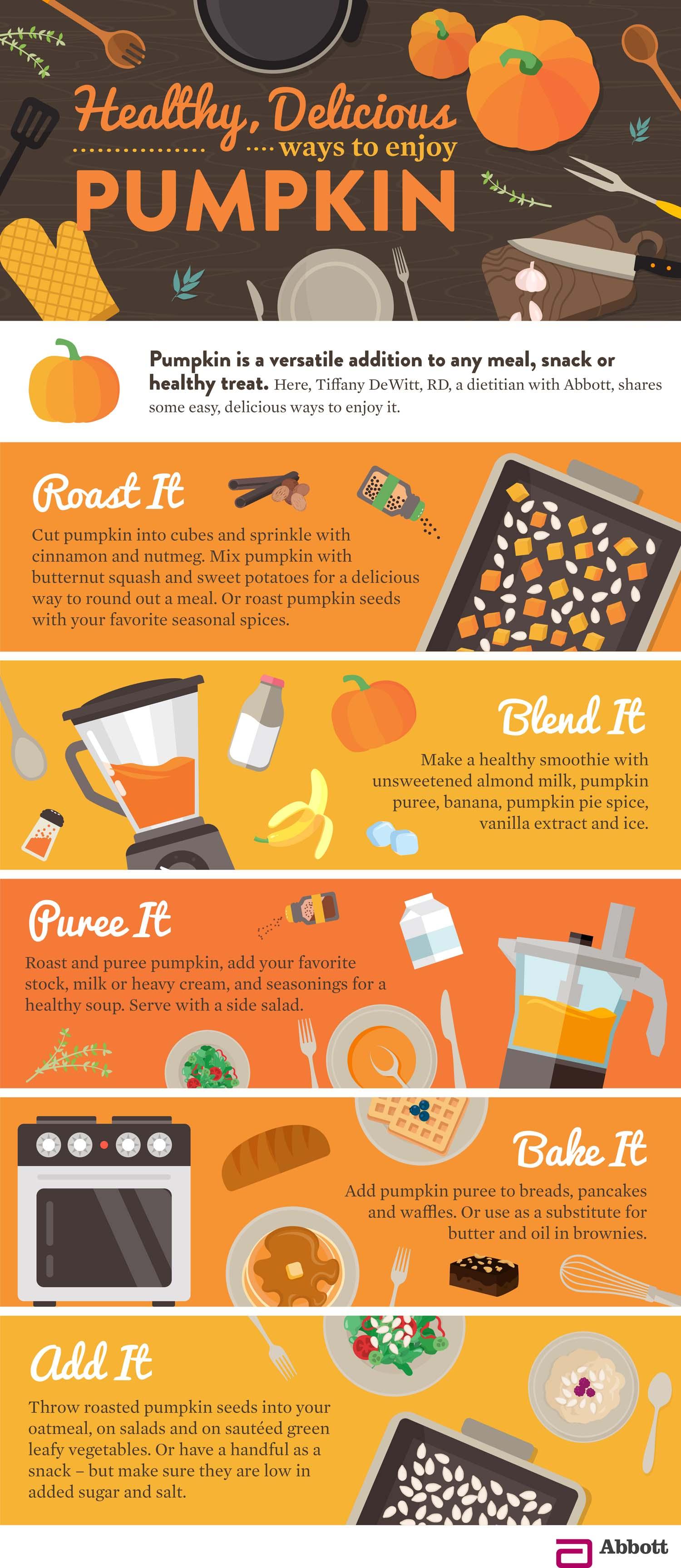 6 Healthy Delicious Ways To Enjoy Pumpkin