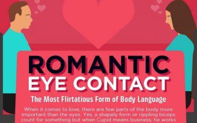 Romantic Eye Contact