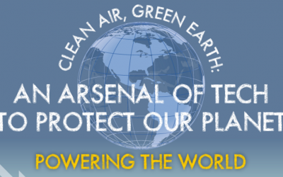 An Arsenal Of Tech To Protect Our Planet