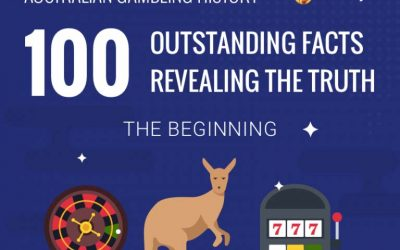Australia Gambling History: 100 Amazing Facts